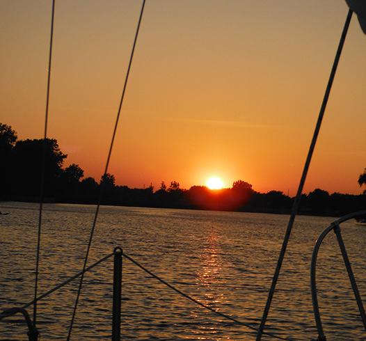 Golfing in orange county for Fishing in orange county