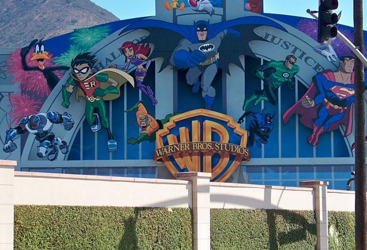 Warner Bros Studios, Burbank