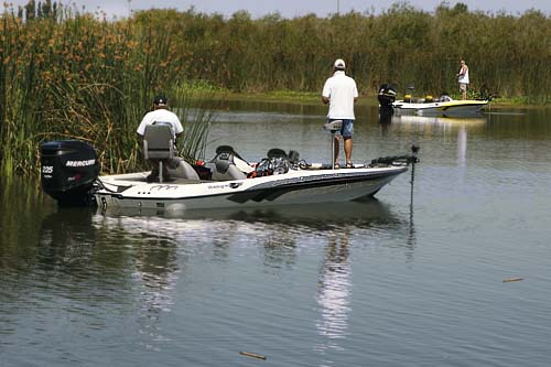 Guided fishing trips on california s delta for Fishing trips in california