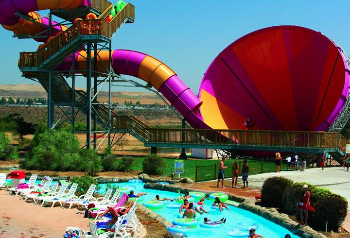 Knott's Soak City Waterpark, Buena Park