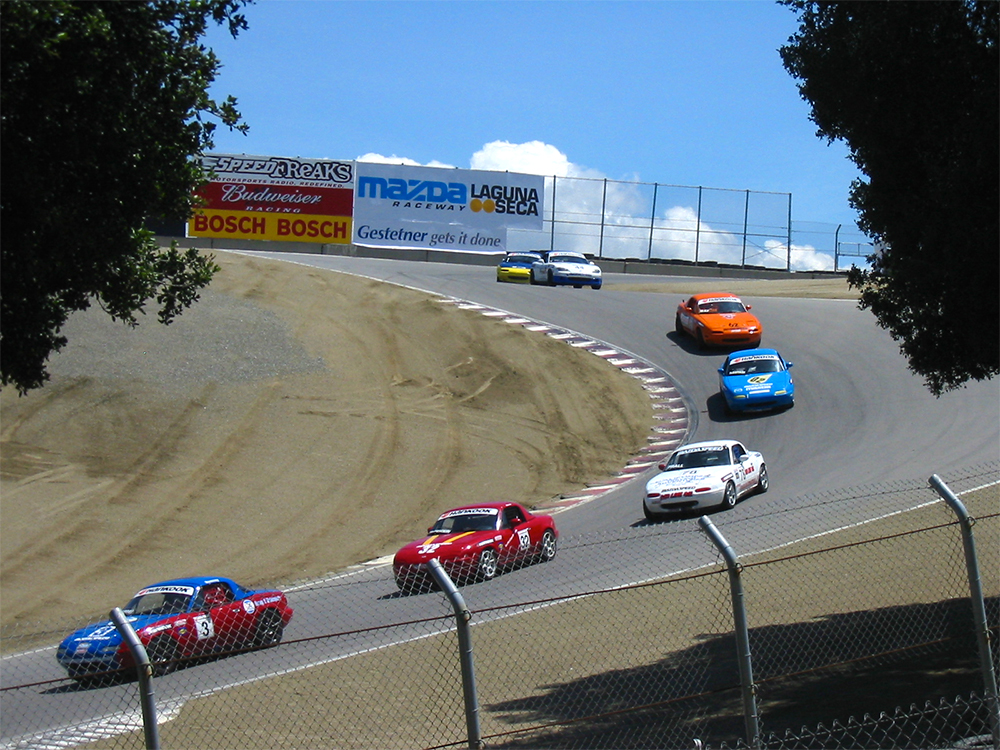 Laguna Seca Raceway Salinas