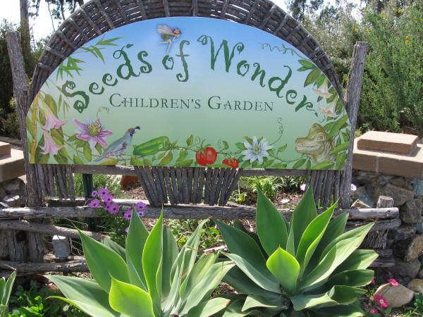 sd.botanic children garden