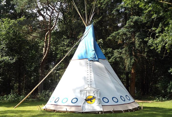teepee-camping-california