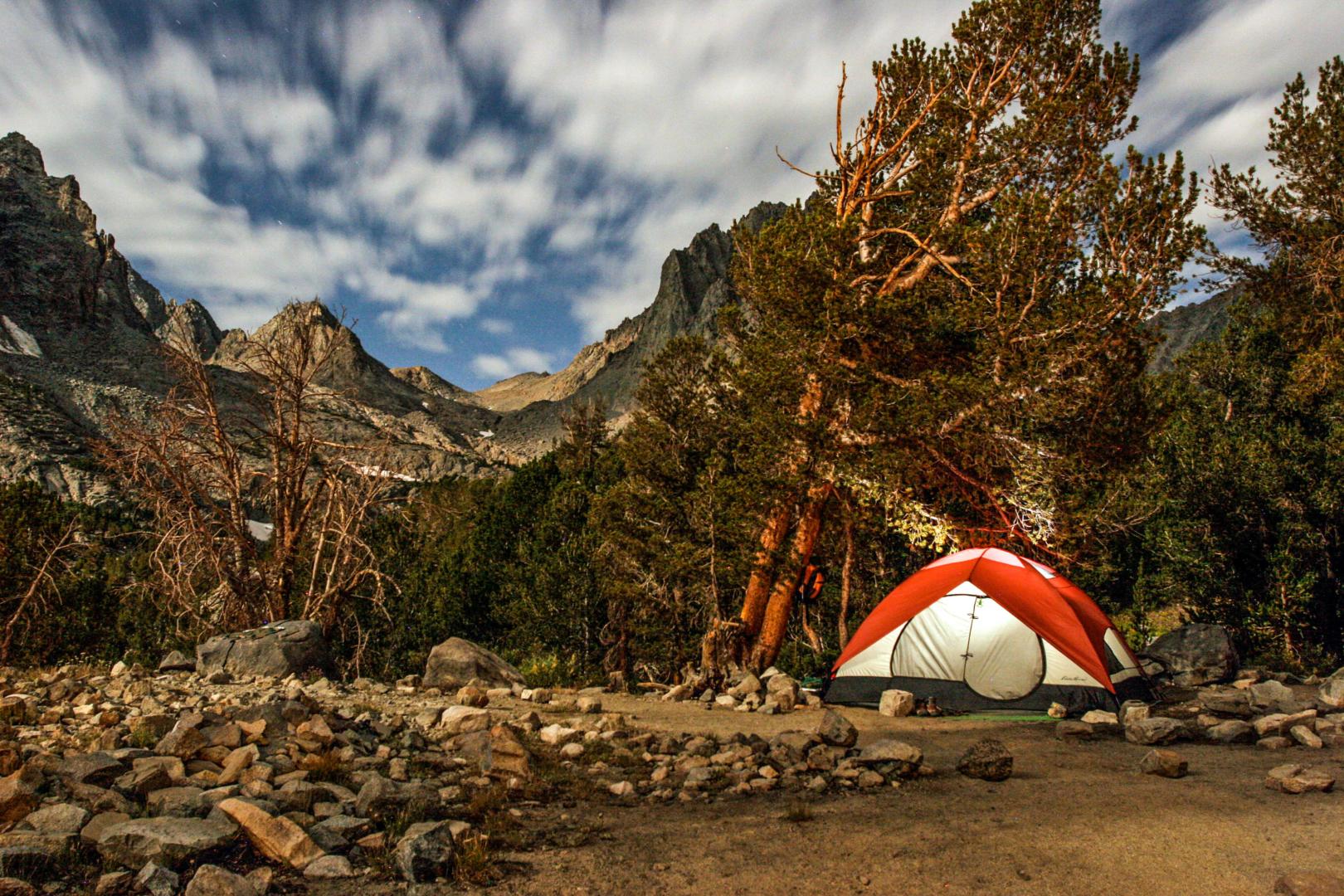 Epupa Camp - Lodge and camping at the Epupa Falls, Kunene