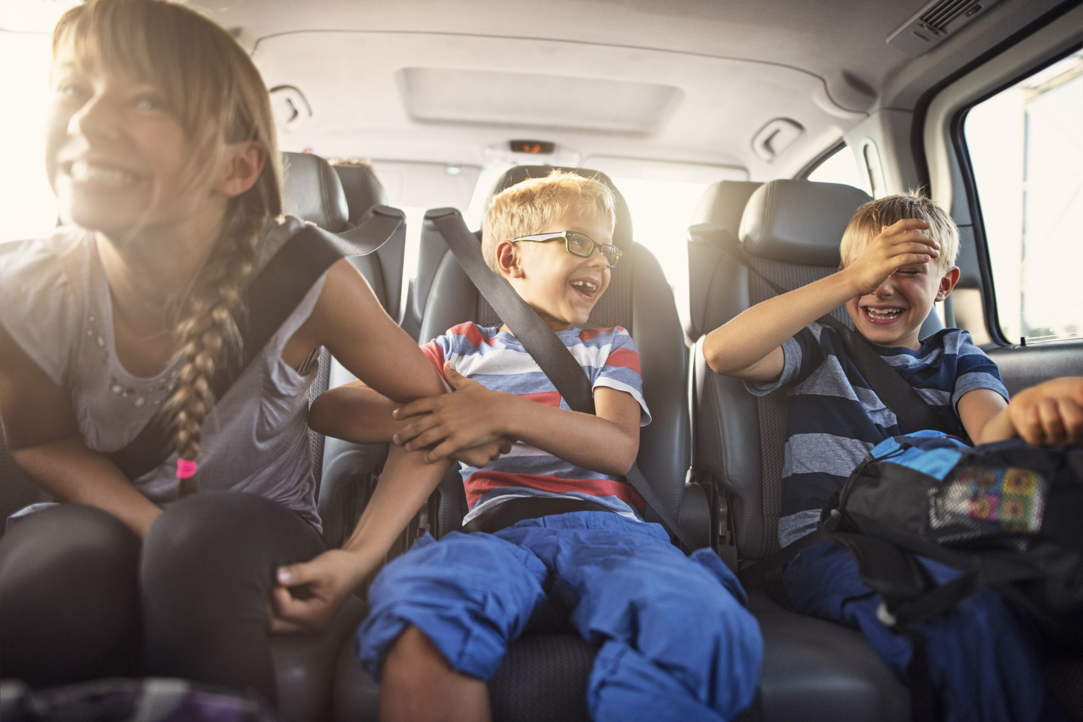 Road Trip Games for All Ages