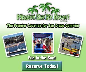 Mission Bay RV Resort 2021