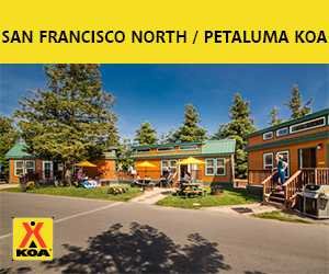 SF North Petaluma KOA 2021