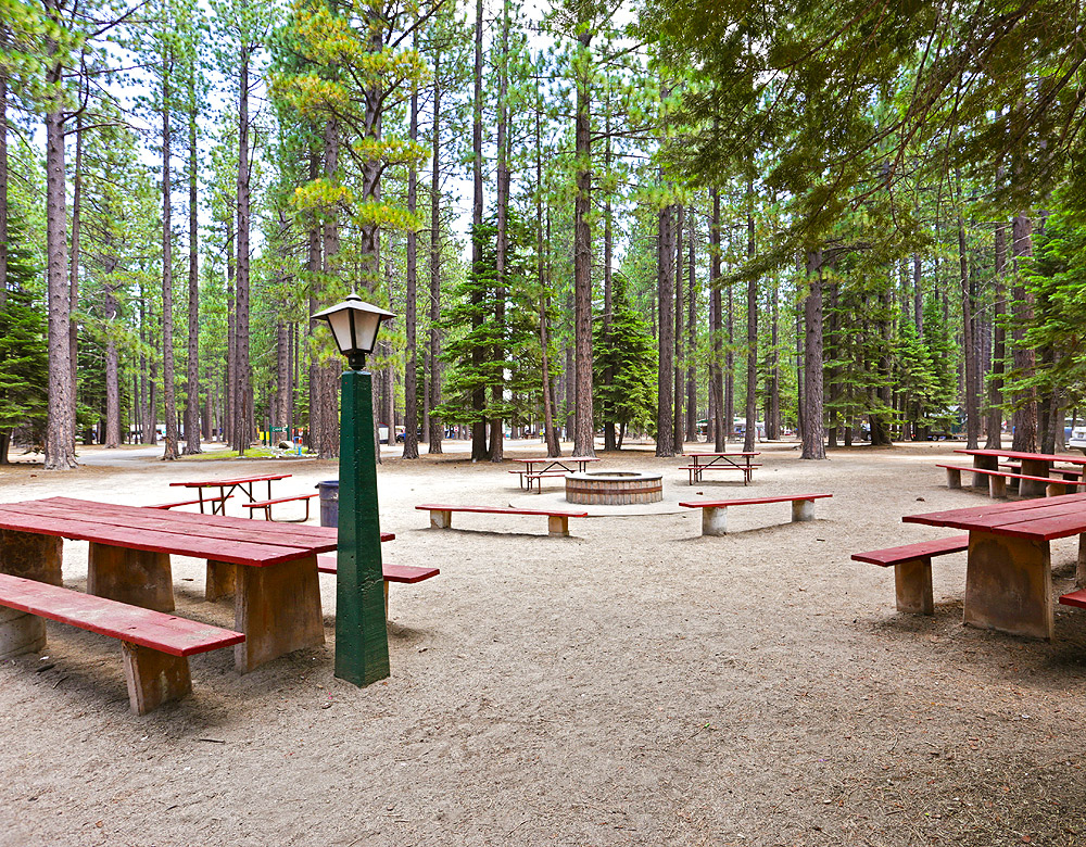 Tahoe Valley Campground