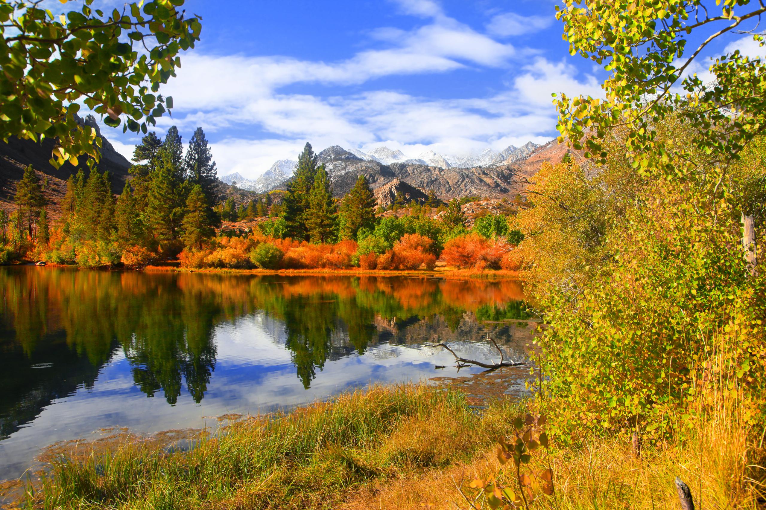 The Eastern Sierra Scenic Byway Road Trip