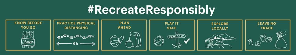 Recreate Responsibily