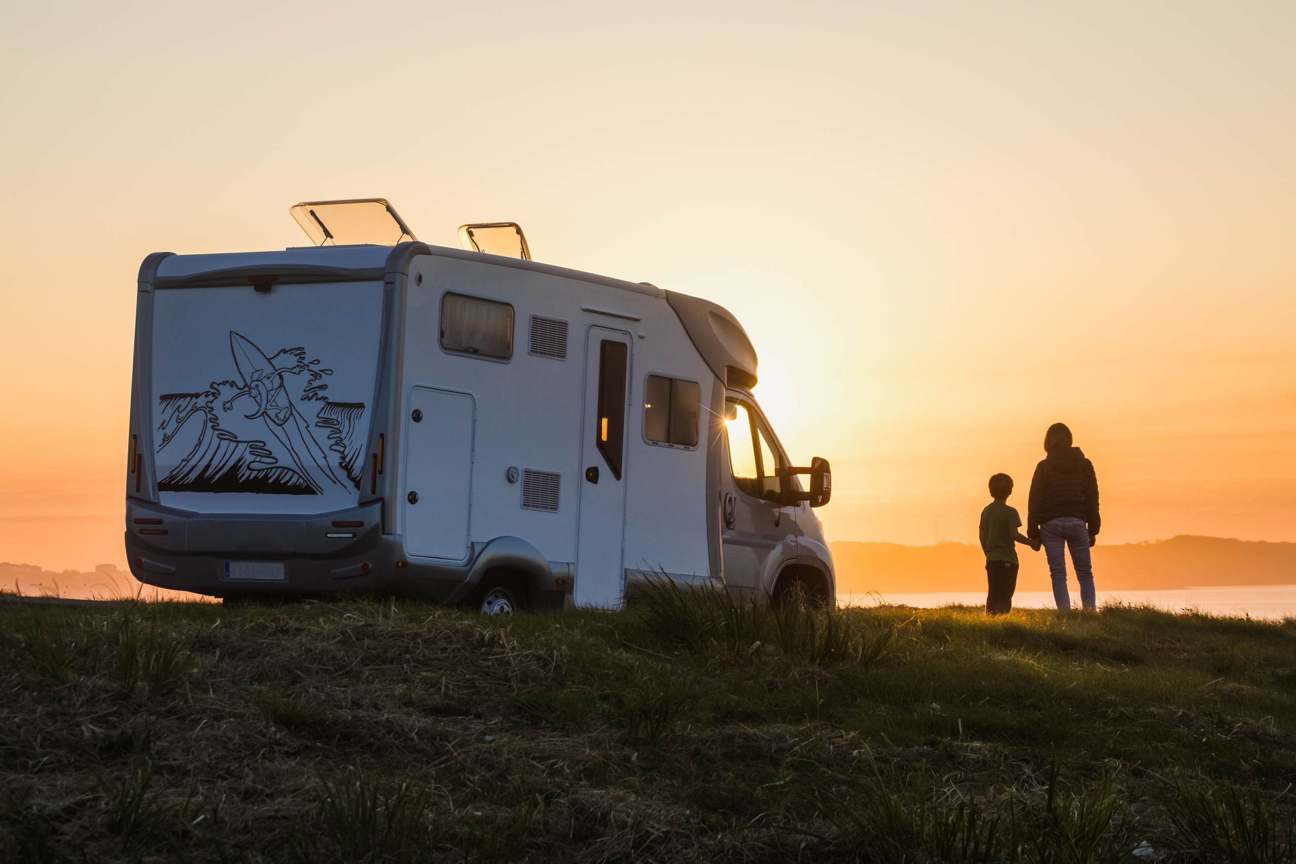 5 Tips for RVing with Kids