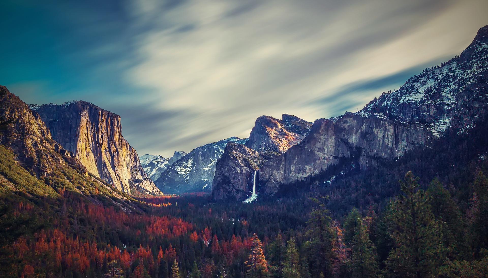 California's National Park Road Trip