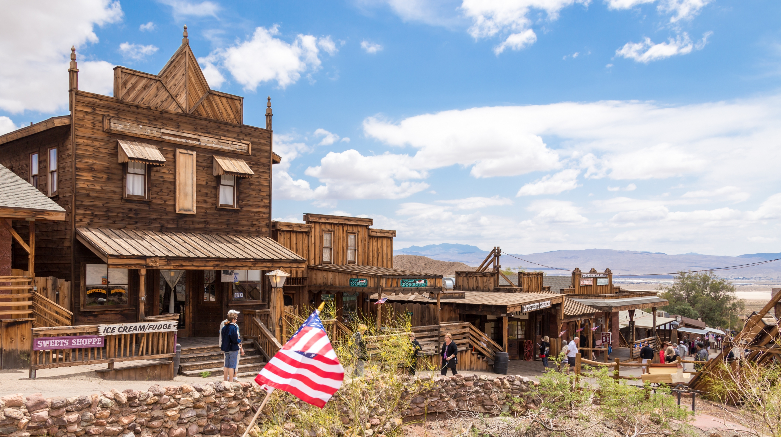 California Ghost Towns