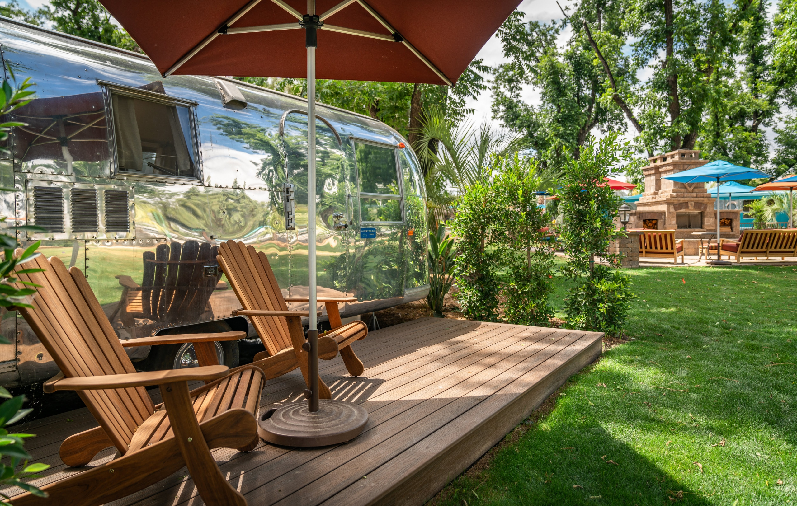 The Popularity of Glamping in Vintage Camper Trailers