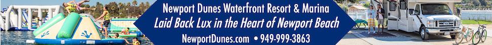 Newport Dunes 2021 Leaderboard