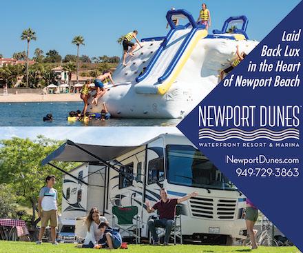Newport Dunes 2021